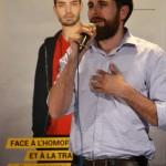 Guillaume Mandicourt, chargé de projets LGBTIQ au Service Agenda 21-Ville Durable, Département des Finances et du Logement, Ville de Genève