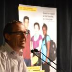 Didier Bonny, co-président de la Fédération genevoise des associations LGBT