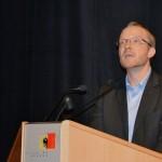 Etienne Lezat, adjoint à la direction, Service Agenda 21-Ville Durable, Département des Finances et du Logement, Ville de Genève