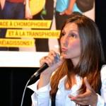 Alexiane Yannacopoulos, animatrice de Totem, jeunes LGBT