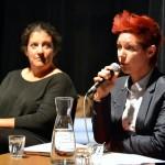 Alexia Scappaticci, coordinatrice du Refuge Genève