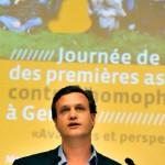 Yann Boggio, Secrétaire général de la Fondation genevoise pour l'animation socioculturelle (FASe)