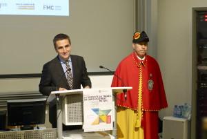 """François Longchamp, Président du Conseil d'Etat, République et Canton de Genève, aux assises """"La diversité au travail: un enrichissement mutuel"""""""