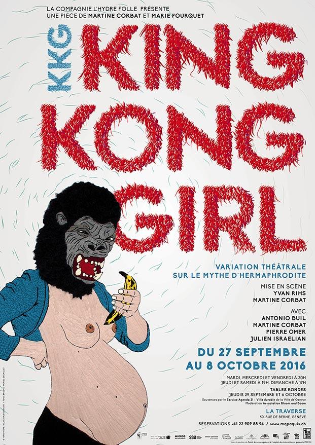 King Kong Girl et autres réflexions sur le genre