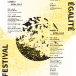 Festival universitaire Genre et Egalité