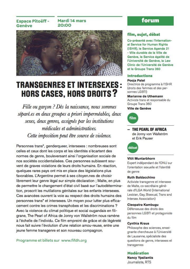 Transgenres