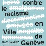 Semaine contre le racisme à Genève