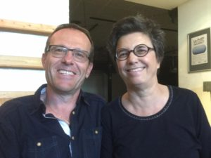 Didier Bonny et Lorena Parini