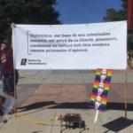 200 personnes pour dénoncer les camps de concentration en Tchétchénie