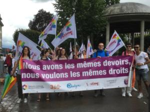 Pride à Fribourg