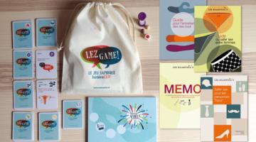 LEZ GAME – Le jeu saphique hétéroCLIT