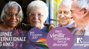Première réunion du groupe aînées lesbiennes à 360