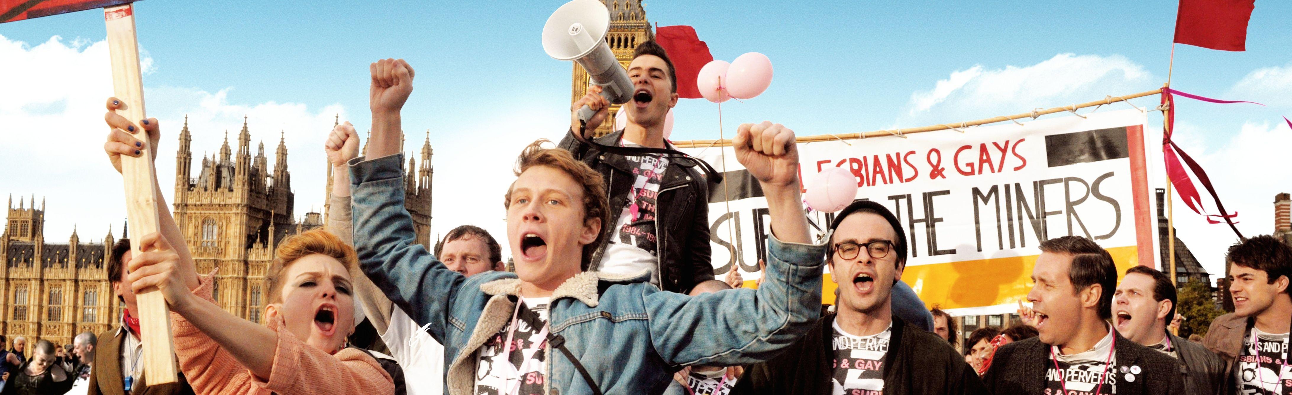 """Festival Histoire et Cité: séquence scolaire autour du film """"Pride"""""""