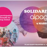 Soutien à l'Association LGBT valaisanne Alpagai