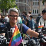 Manifestation pour la Journée de la Visibilité lesbienne*
